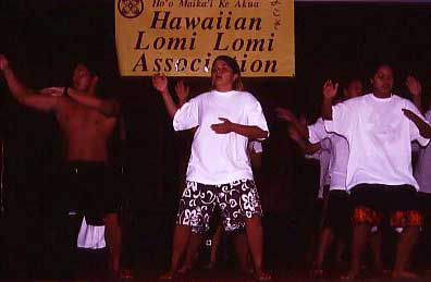 Young Canoe Sailers of The Big Island, Ke'eau High School